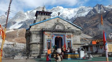 Chardham Yatra By Helicopter @ INR 175000