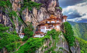 Amazing Bhutan for 5 Days @ INR 44999 with Flights from Delhi
