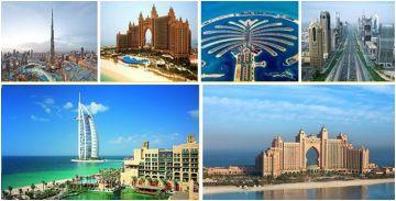 DISCOVER DUBAI FOR 4NIGHTS/5DAYS