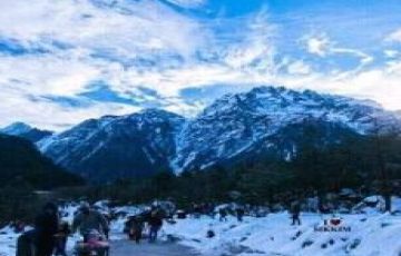 Gangtok, Kalimpong And Darjeeling Exhilarating Trip For 5 Nights And 6 Days