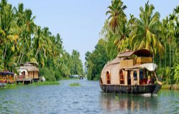 Kerala Honeymoon Trip 9984414265