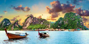 Phuket - Krabi Tour  Cost For  2 Adults