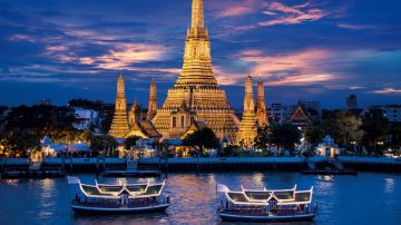 Thailand Special New Year Special Offer @55000 INR Per Person