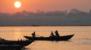 Prayagraj, Chitrakoot, Ayodhya, With Varanasi & Lucknow - 7 Days