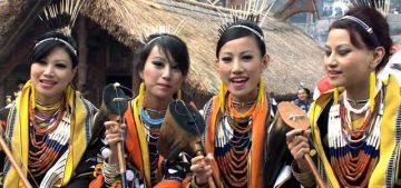 HORNBILL FESTIVAL 2019, Kohima, Nagaland, India