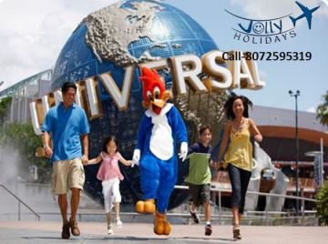 Singapore Tour with Universal Studio Rs.6000 From Bangalore