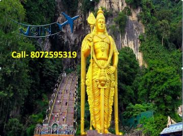 Malaysia Tour Rs.5000 From Bangalore