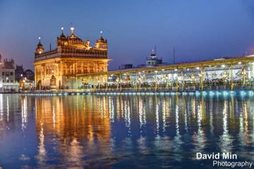 3 Nights Amrisar and  Vashnoo devi Tour Package with volvo overnight Jourany