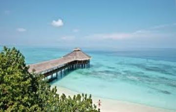 Luxurious Maldives with Reethi Beach resort