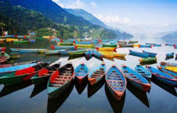 Nepal - Kathmandu- Pokhara- Chitwan Tour PAckage  04 Night/05 Days