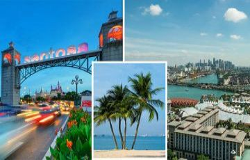 Bali with Singapore Holiday Packages Dehli to Dehli