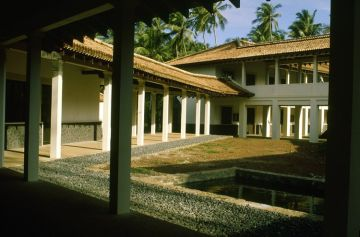 Geoffrey Bawa Architecture and Design Tour - Sri Lanka