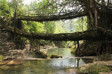 Dawki - Mawlynnong - Jowai - Cherrapunji holiday Package