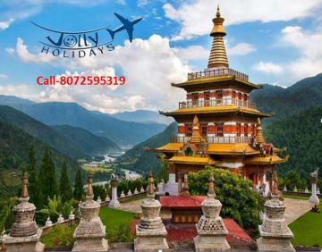 Thimphu BHUTAN TOUR PACKAGE RS.10000