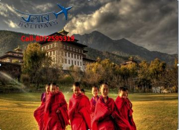 BEST BHUTAN TOUR PACKAGE RS.12000