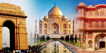Golden Triangle Tour Of Delhi Agra & Jaipur Land Package Only - 4N/5D Starting @INR 11999