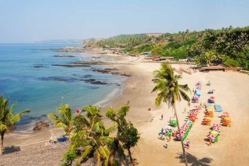 Amazing Goa for 5 Days @ INR 15999 with Flights from Delhi