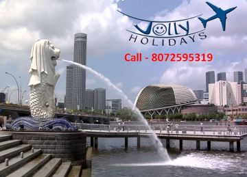Singapore Tour  from- Jolly Holidays
