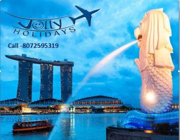 Singapore tour Rs.7000