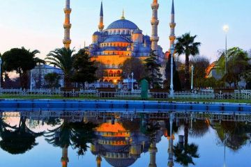 Turkey Land Package Only - 5N/6D Starting @INR 61590