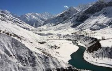 Overland to Leh - From Manali