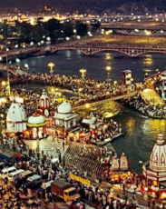 Haridwar Full Darshan Package For 2 Nights and 3 Days
