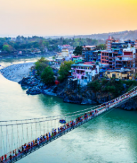 Nainital Wonders with Rishikesh Tour For 5 Nights and 6 Days