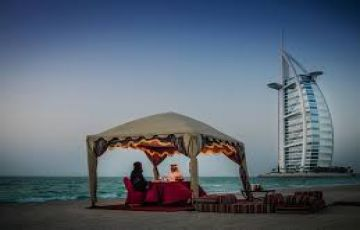 Dubai Package for Rs  92491 for 2 Adults