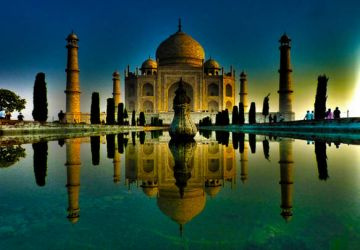 Alluring Agra Sightseeing Tour