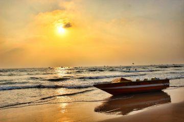 Visit Calangute Beach On Goa 2N/3D Trip @7999 INR | Call 9818705209|TriFete Holidays Pvt. Ltd, Versova Mumbai