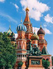 MOSCOW+ST.PETERSBURG PACKAGE