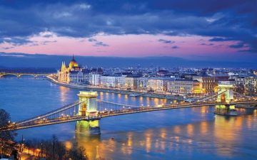 Italy And Austria End Budapest