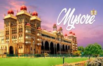 Memorable Coorg Mysore package