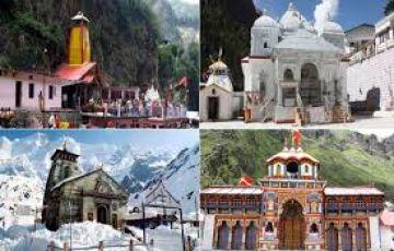 Ek Dham yatra Package  Kedarnath   Ex - Haridwar