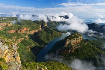 Vic Falls To capetown.