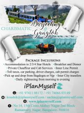 Gangtok Lachen Lachung Pelling Darjeeling tour package