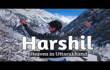 Harshil Rishkesh 3 Night 4 Days Package