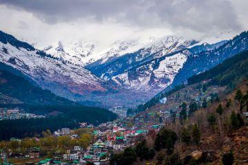 Shimla Manali Delhi Agra Jaipur Tour Package 9984414265