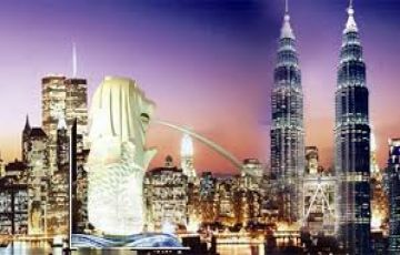 Singapore And Malaysia Delight