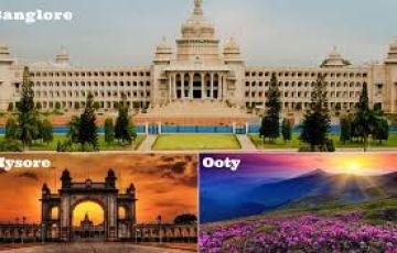 Group tour Mysore - Ooty