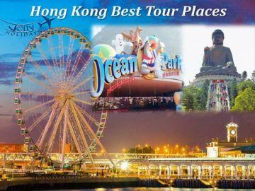 Explore Hong Kong 3 Nights / 4 Days