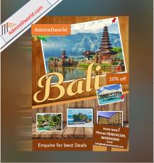Exotic Bali Honeymoon Package
