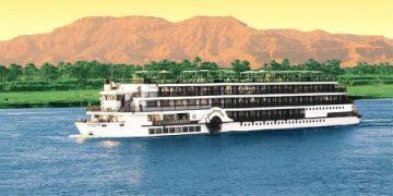 Cairo Pyramids and Nile cruise