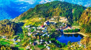Beautiful Uttarakhand Tour Package