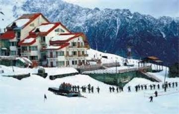 Rishikesh, Auli, Nainital & Jim corbett Tour package