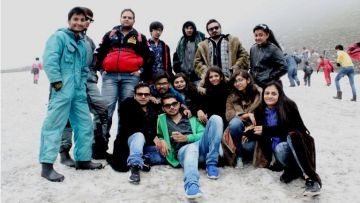 THE BEST MANALI GROUP TOUR