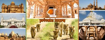Dwarka Somnath Temple with Gir National park