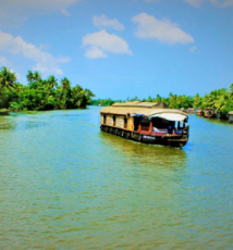 Alleppey-Thekkedy  Wild Tour For 2N/3D