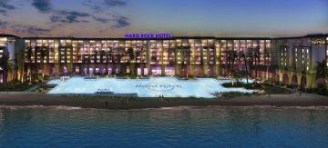 Goa - Hard Rock Hotel.