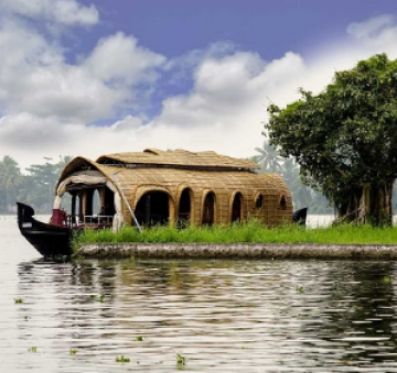 Thekkedy To Alleppey Leisure Amid Nature Holiday Package For 4 Nights and 5 Days